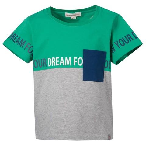 30日10点: TOREAD 探路者 QAJG83111 儿童拼接短袖T恤 低至44.85元(前2小时)