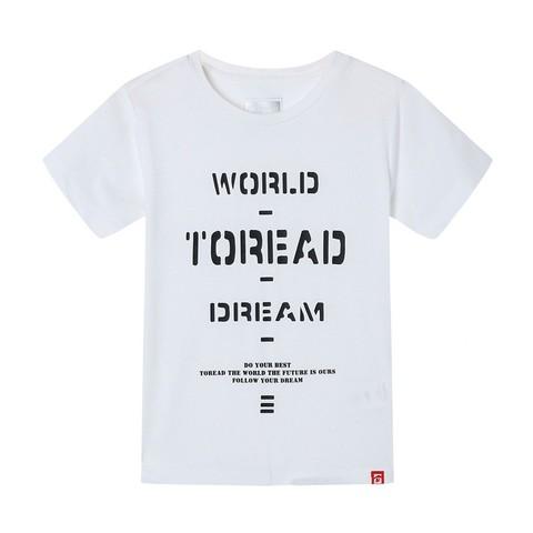 30日10点: TOREAD kids QAJI83001 儿童T恤 低至38.35元