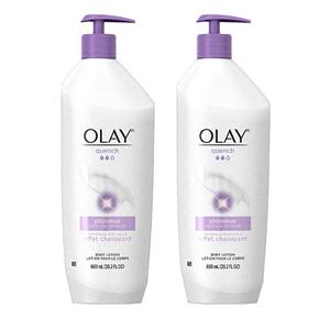 小降!Olay玉兰油 烟酰胺 保湿身体乳 600ml*2瓶装 到手约¥130.28
