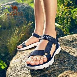 CAMEL 骆驼 A722300037 户外沙滩凉鞋 59元