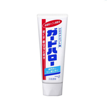 kao 花王 防蛀护齿牙膏 165g *3件 22.05元(需用券,合7.35元/件)