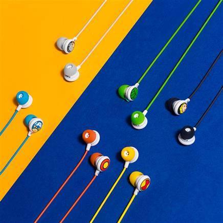 MINISO 名创优品 漫威系列 入耳式耳机 9.9元包邮