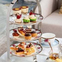 长沙大王山朗豪酒店 双人英式下午茶套餐 188元(券后)