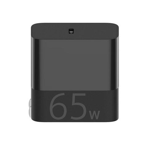 ZMI 紫米 HA712 USB-C 电源适配器 65W 86元包邮(叠加首单礼金)