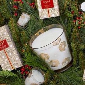 NEST Fragrances 冬日森林香薰蜡烛 57g 到手价¥62.33,会员无门槛免邮