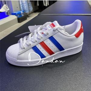 Adidas阿迪达斯Superstar J大童款贝壳头 折后$38.5