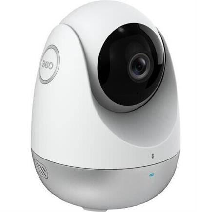 百亿补贴: 360 D706 智能摄像机 云台版 108元包邮