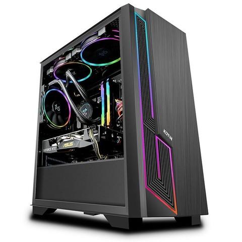 京天华盛 DIY组装台式机(R7-3700X、8GB、256GB、GTX1660 super) 4614元包邮(需用券)
