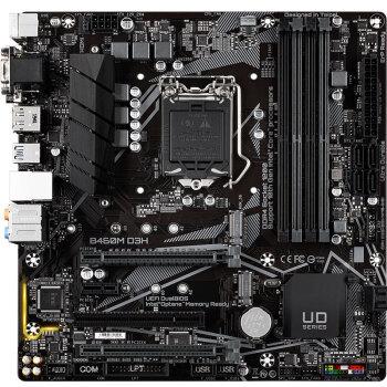 4日0点: GIGABYTE 技嘉 B460M D3H 主板(Intel B460/LGA 1200) 678元包邮(需用券)