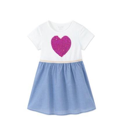 THE CHILDREN'S PLAC 女童甜美连衣裙 49元包邮(需用券)