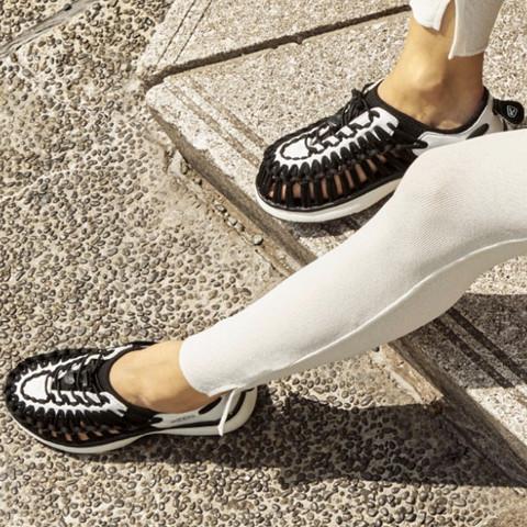 KEEN X Panda设计师限定款 1020820 男/女款溯溪鞋 499元(需用券)