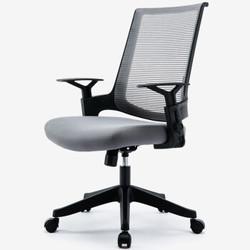 BECAUSES 伯力斯 MD-0831-B 人体工学家用转椅 299元包邮(下单立减)