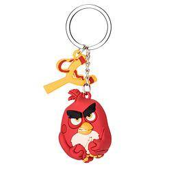 Mxilife 孟溪 愤怒的小鸟立体pvc钥匙扣 9元包邮(需用券)