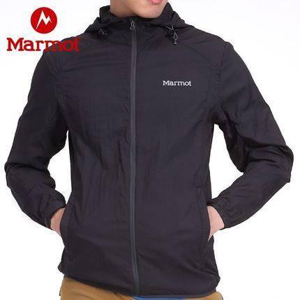 Marmot 土拨鼠 H51155 男/女款 夏季皮肤衣 多色可选 199元包邮