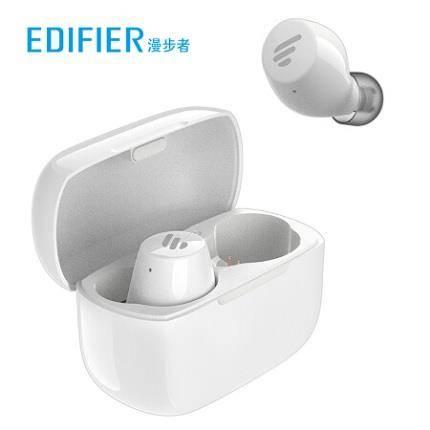 百亿补贴:EDIFIER 漫步者 TWS1 真无线蓝牙耳机 入耳式 169元包邮