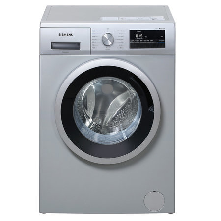 SIEMENS 西门子 WM12N1E80W 8公斤 滚筒洗衣机 2379元包邮(需拼购)
