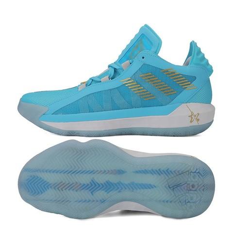 百亿补贴: Adidas FW3658 男子Dame 6 GCA利拉德篮球鞋 574元包邮(需用券)