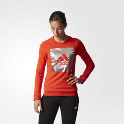 考拉海购黑卡会员: adidas 阿迪达斯 BS3241 女子针织套头衫 42.72元包邮