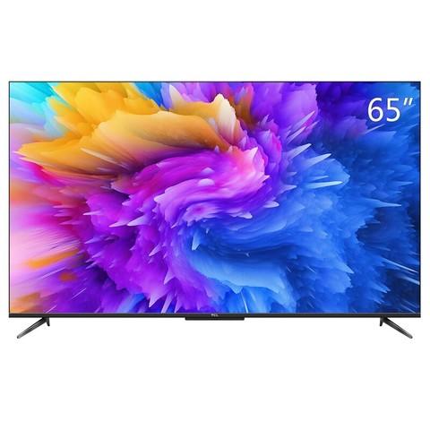 京东PLUS会员: TCL 65T7D 4K 液晶电视 65英寸 低至3599.05元包邮(需用券)