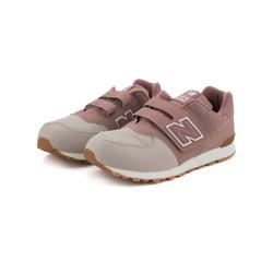 考拉海购黑卡会员: new balance 女童 运动鞋 深粉色 YV574BUA *2件 209.15元包邮(合104.58元/件)