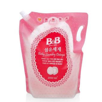 B&B 保宁 婴幼儿洗衣液补充装 2100ml*3件 85.44元包邮