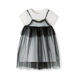 Balabala 巴拉巴拉 女童连衣裙 低至19.67元
