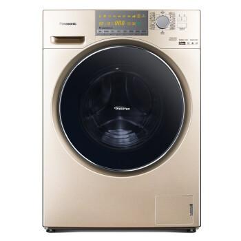Panasonic 松下 XQG90-EG93N 变频滚筒洗衣机 9kg 金色 3998元包邮(需用券)