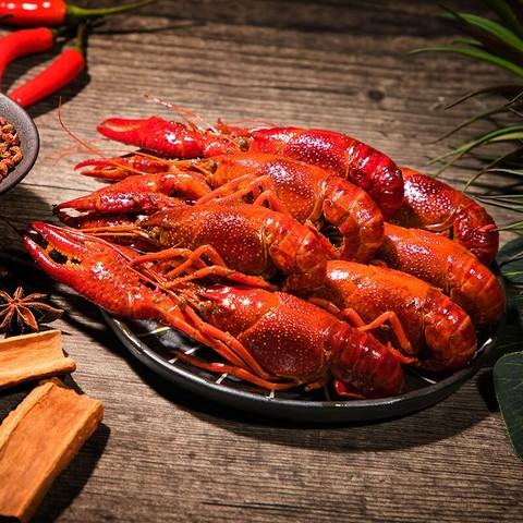 京东PLUS会员: 鲜博汇 香辣熟食小龙虾 4-6钱 35-50只盒装 净含量约为 1.65kg 118元包邮(多重优惠)