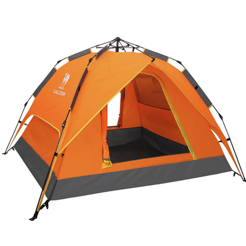 骆驼帐篷3-4人 A9S3G5101 5101全自动帐篷 +凑单品 124.46元(需用券)