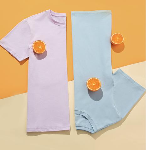DAPU 大朴 夏季运动百搭情侣圆领T恤 39.25元包邮(需用券)