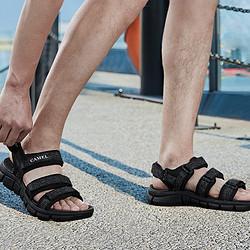 CAMEL 骆驼 A022620137 男款沙滩鞋 139元包邮(限前200件)