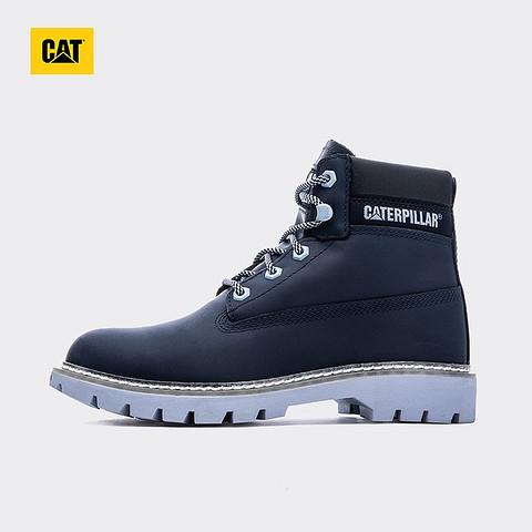 CAT 卡特彼勒 LYRIC P310995I3BDC78 牛皮革休闲靴 229元(10日0点前200)