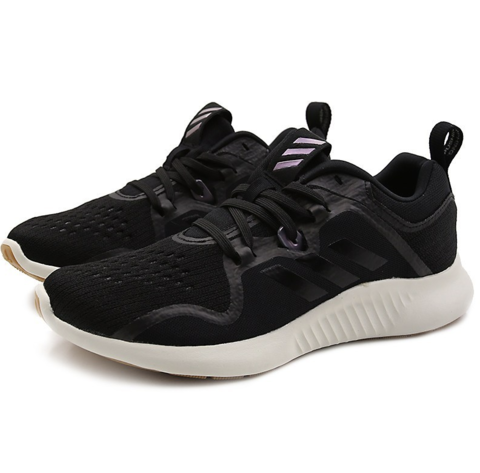限尺码: adidas 阿迪达斯 edgebounce 女子跑鞋 199元包邮