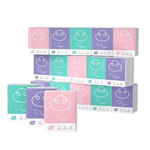 植护 便携式手帕纸巾 30包 7.9元包邮(需用券)