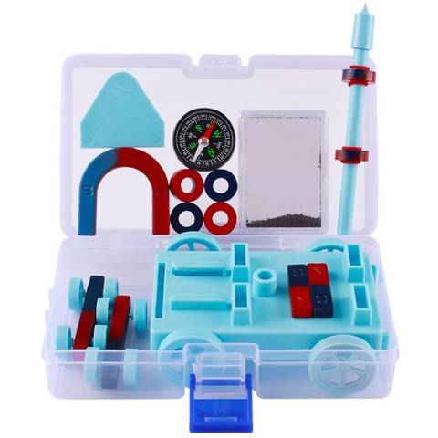 可普 小学科学趣味 磁铁 电路实验盒 15.8元(需用券)