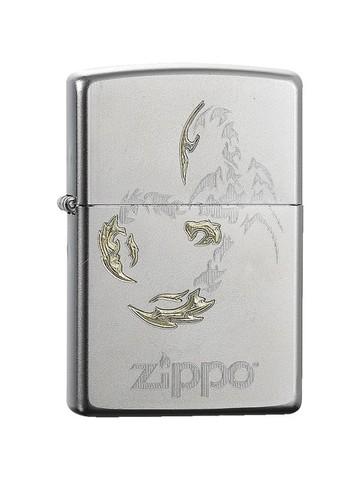 zippo 之宝 ZP-205 缎纱镀铬 防风打火机 *3件 +凑单品 260.9元包邮(需用券,合86.97元/件)