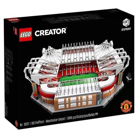 百亿补贴: LEGO 乐高 创意高手系列 10272 老特拉福德球场 1650元包邮