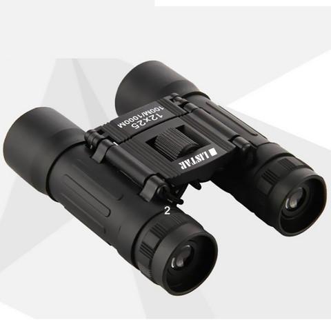 ZLISTAR 立视德 12X25 双筒望远镜 79元包邮(需用券)