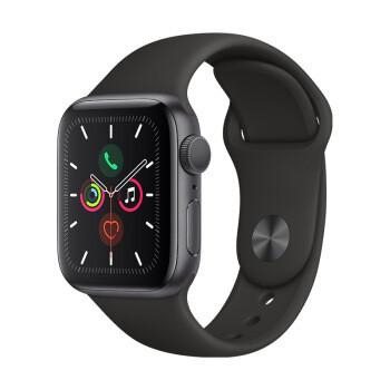 Apple 苹果 Watch Series 5 智能手表 40毫米 GPS版 2449元包邮