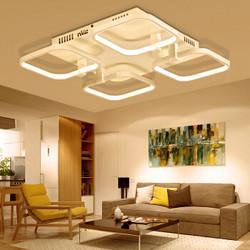 nvc-lighting 雷士照明 创意缕空LED吸顶灯 56W 329元包邮