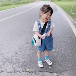 HANZHI 汉志 儿童斜挎包 28.9元包邮(需用券)