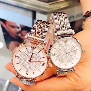 补货!Armani阿玛尼 AR1925 满天星女士时尚腕表 到手价¥1351.99