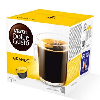Nestlé 雀巢 多趣酷思 胶囊咖啡 16颗 *4件 155.6元(双重优惠)