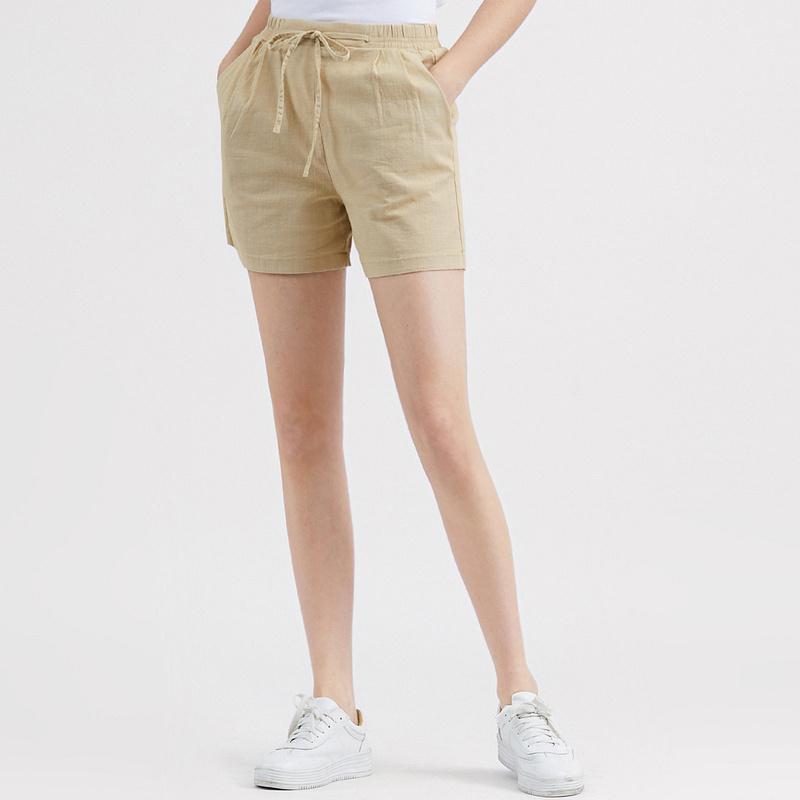 Jeanswest 真维斯 JW-92-264507 女士休闲短裤 28.9元包邮(需用券)