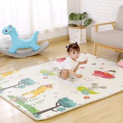 简单任务 加厚婴儿爬行垫1.8*1.2米*0.5cm 14.9元包邮(需用券)