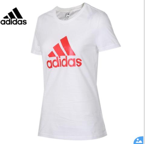 adidas 阿迪达斯 EH3876 女子休闲健身运动短袖T恤 81元包邮(需用券)