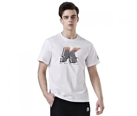 Kappa 卡帕 K0912TD53D 男款短袖运动T恤 67元包邮