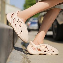 Semir 1DE040471130-3210 男士镂空沙滩鞋 39元