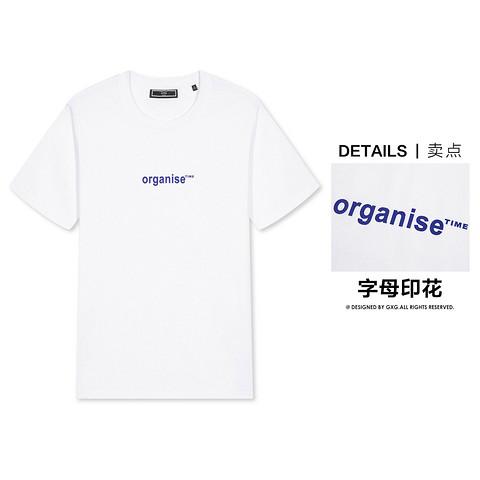 GXG GY144482CV001 男士纯棉短袖T恤 39元