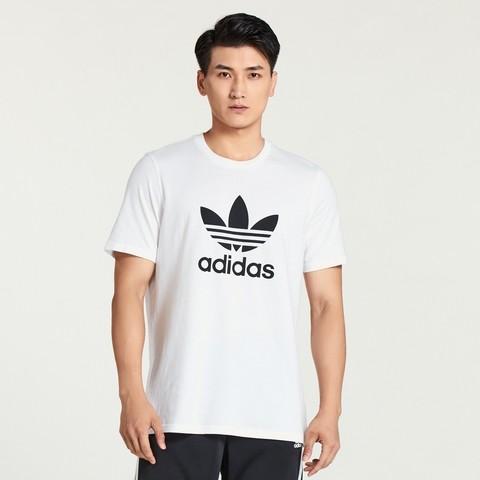adidas 阿迪达斯 男款短袖运动T恤 139元包邮